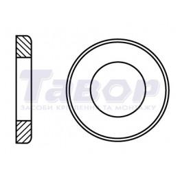 Шайби для фланцевих з'єднань в середовищі від 0 до 650 градусів