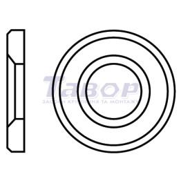 Шайба загартована, кругла, високоміцна (HV)