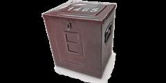 Ящик для металевих виробів