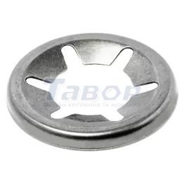 Шайба кругла пружинна STAR-LOCK