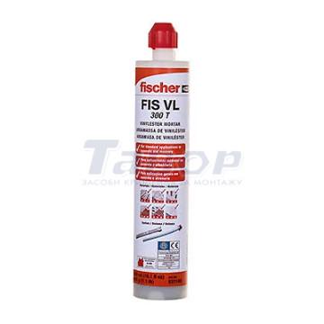 Анкер хімічний Fischer FIS VL 300 T