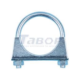 Стяжка кабельна металева