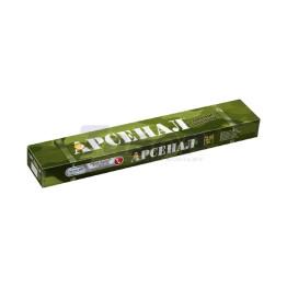 Електроди для дугового зварювання вуглецевих та низьколегованих сталей Monolith Арсенал АНО-21 (Е 46)