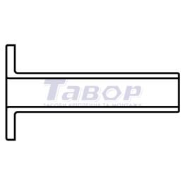 Заклепки для гальмівних накладок і накладок зчеплення (тип C)