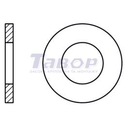 Шайба кругла без фаски міцна HV