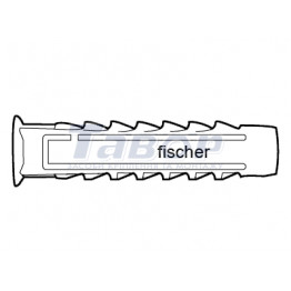 Дюбель розпірний з кромкою Fischer SX