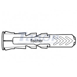 Дюбель універсальний двохкомпонентний DUOPOWER Fischer