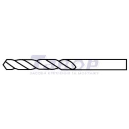 Свердло по металу з лівою різьбою