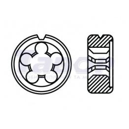 Плашка метрична сталь 9ХС