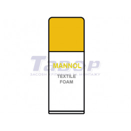 Очисник обшившки сидінь Textile Foam 9931 Mannol